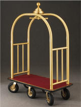 Signature Bellman Cart/Luggage Cart