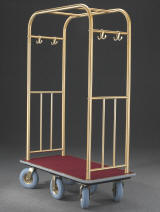 High Roller  Bellman Carts/Luggage Carts