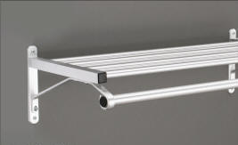 501sa Deluxe Wall Mounted Coat Racks