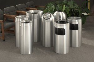 The New Yorker Collection: Designer Waste Receptacles by Glaro Inc.