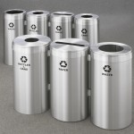 Glaro Recycling Receptacle Stations