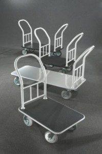 Glaro Inc. Platform Trucks and Platform Carts
