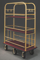 glaro inc condo-carts 6 wheel