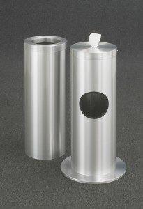 Glaro Inc. Antibacterial Wipes Dispensers Group