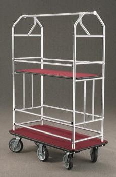 6 Wheel Condo Cart