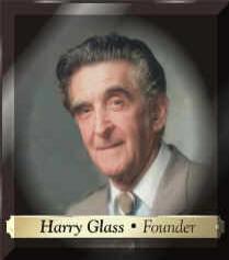 Harry Glass - Glaro Inc Founder