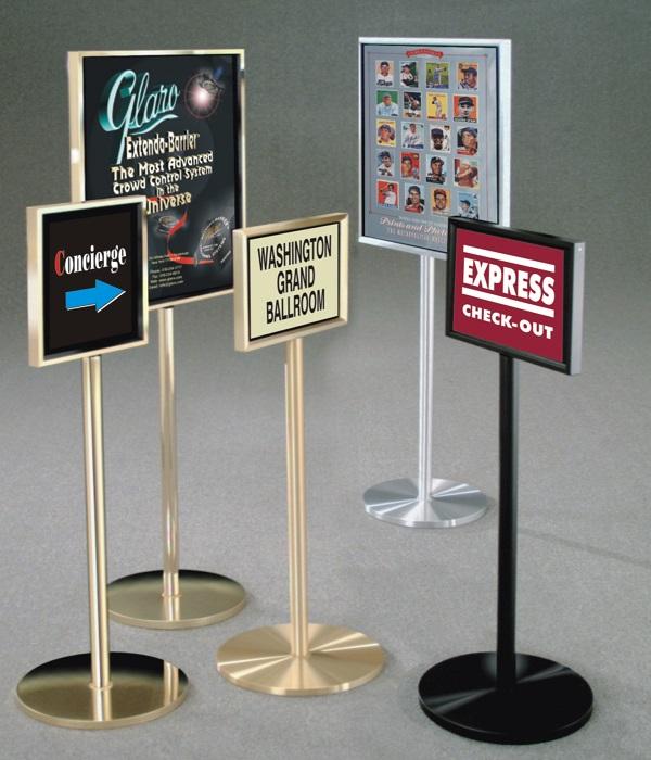 Insta-Change Sign Frames