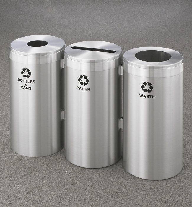 RecyclePro Recycling Stations