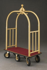 6 Wheel Bellman Carts