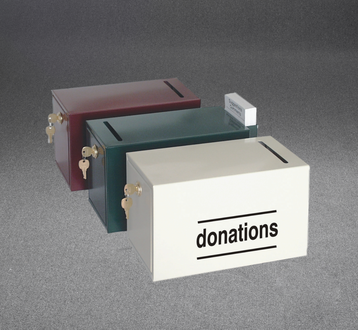 Drop Boxes