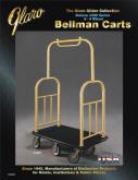 DX3300 - Glaro Glider Deluxe Bellman Carts