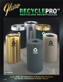 RP12010 - RecyclePro Recycling Receptacles