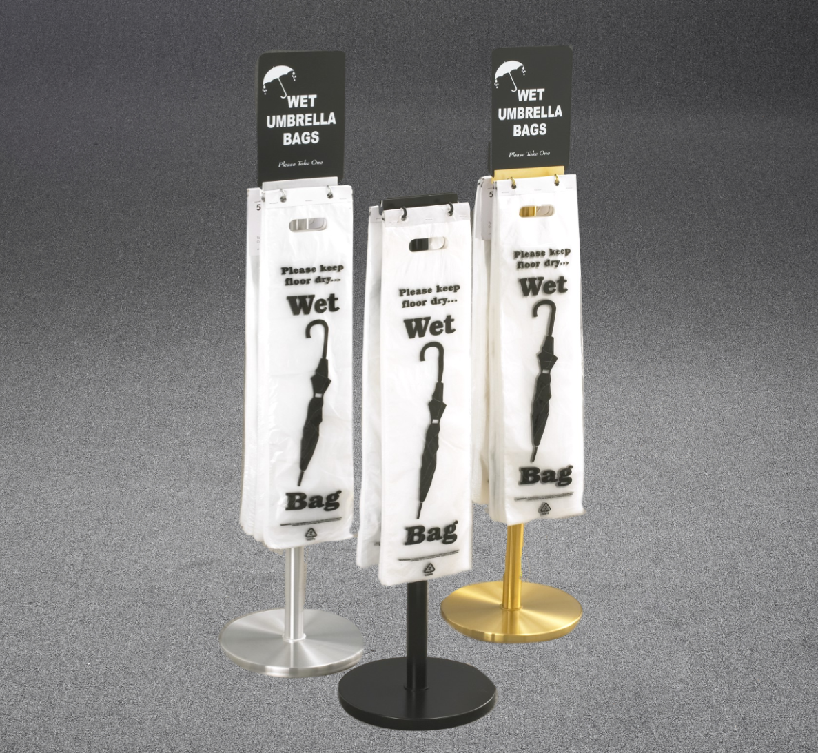 Umbrella Stands & Wet Bag Holders