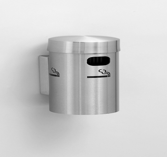 Wall Mounted Smoking Receptacles